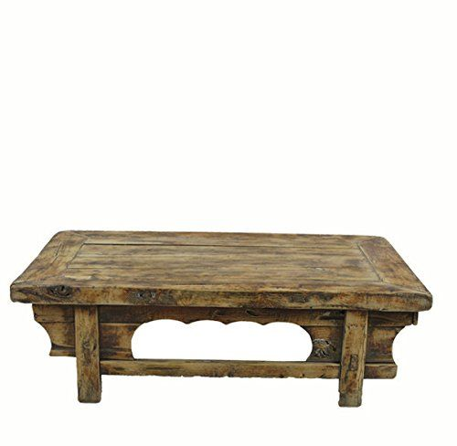Low Rustic Accent Table Or Coffee Table 1 Rustic Accent Table