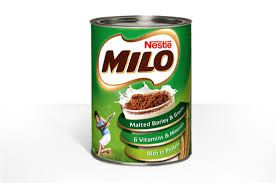 milo I chose this image because as an accompany for toast or cereal they drink milo