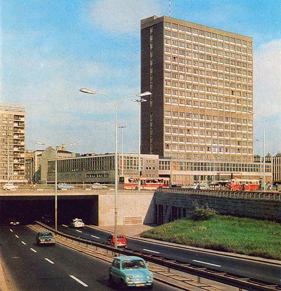 [Warszawa] Lata PRLu - SkyscraperCity