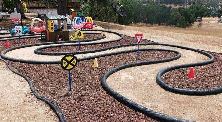 Buiten spelen is het beste voor een kind, deze 9 ideetjes zullen ze helemaal te gek vinden! - Zelfmaak ideetjes