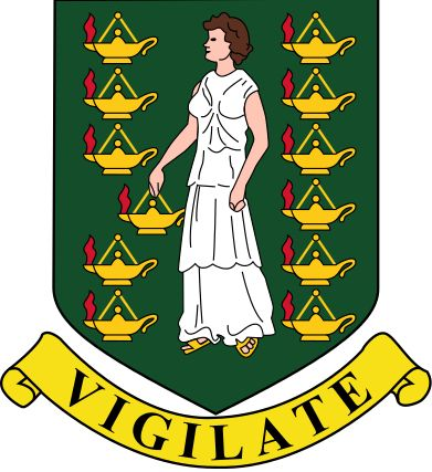 Coat of arms of the British Virgin Islands - British Virgin Islands - Wikipedia, the free encyclopedia