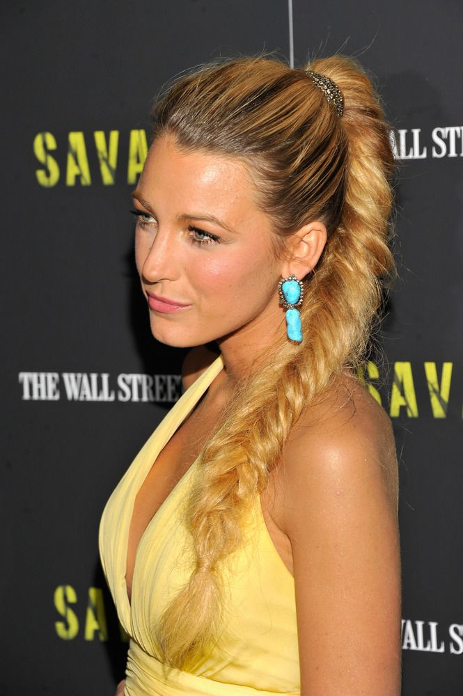 Blake Lively Savages Premiere 2007