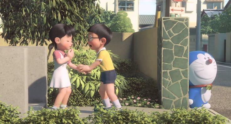Image for shizuka Dont go away nobita Doraemon Stand by Me 2014 wallpaper (45)