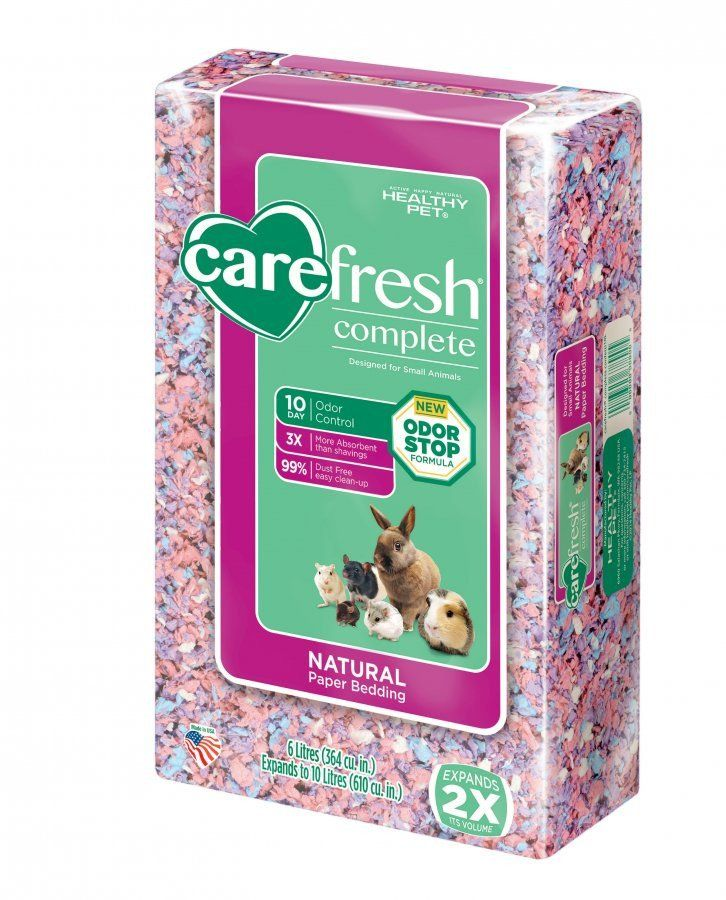 CareFresh Colors Small Animal Bedding Small animal