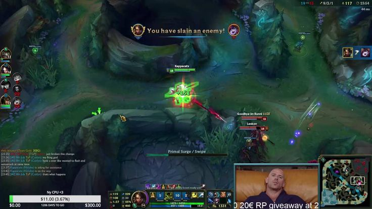 Big Dick Johnny Sins Nidalee 1v3 https://www.youtube.com/watch?v=N1j9M8wIVmQ #games #LeagueOfLegends #esports #lol #riot #Worlds #gaming