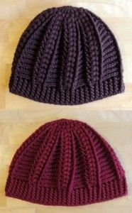 Free Crochet Pattern: Cable Cap | Make It Crochet