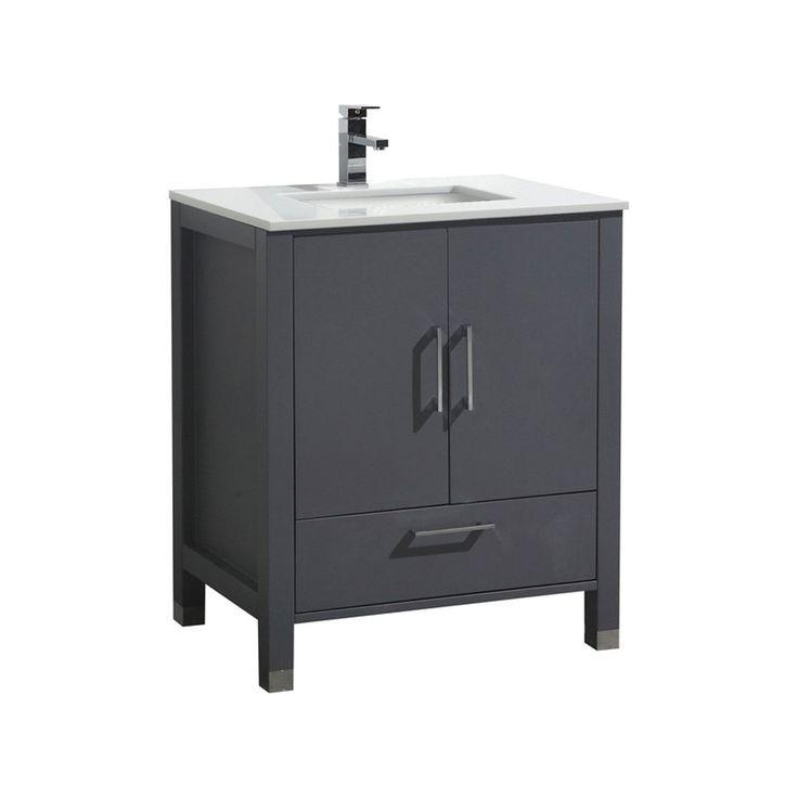 Bathroom Vanities Regina: 17 Best Ideas About Gray Quartz Countertops On Pinterest