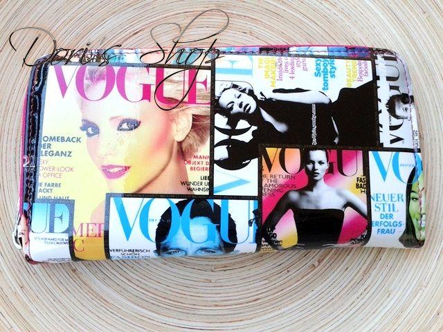 Vogue mintás