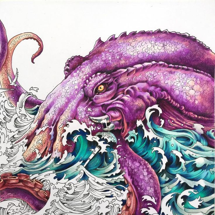 Image result for kerby rosanes mythomorphia Coloring