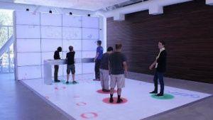 Google: Software für interaktive Räume