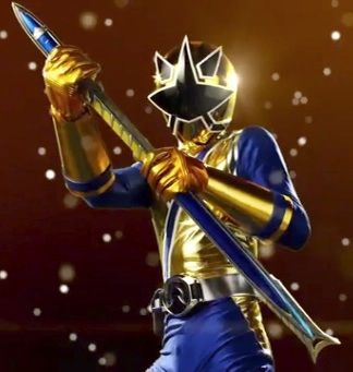 power rangers samurai Gold ranger