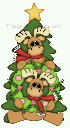 árbol renos