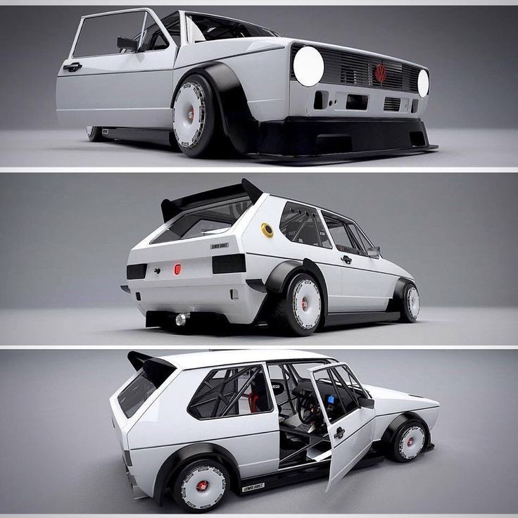 Just For Golf MK1 : Photo