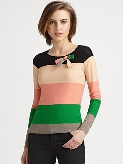 Sonia by Sonia Rykel Button-Back Sweater