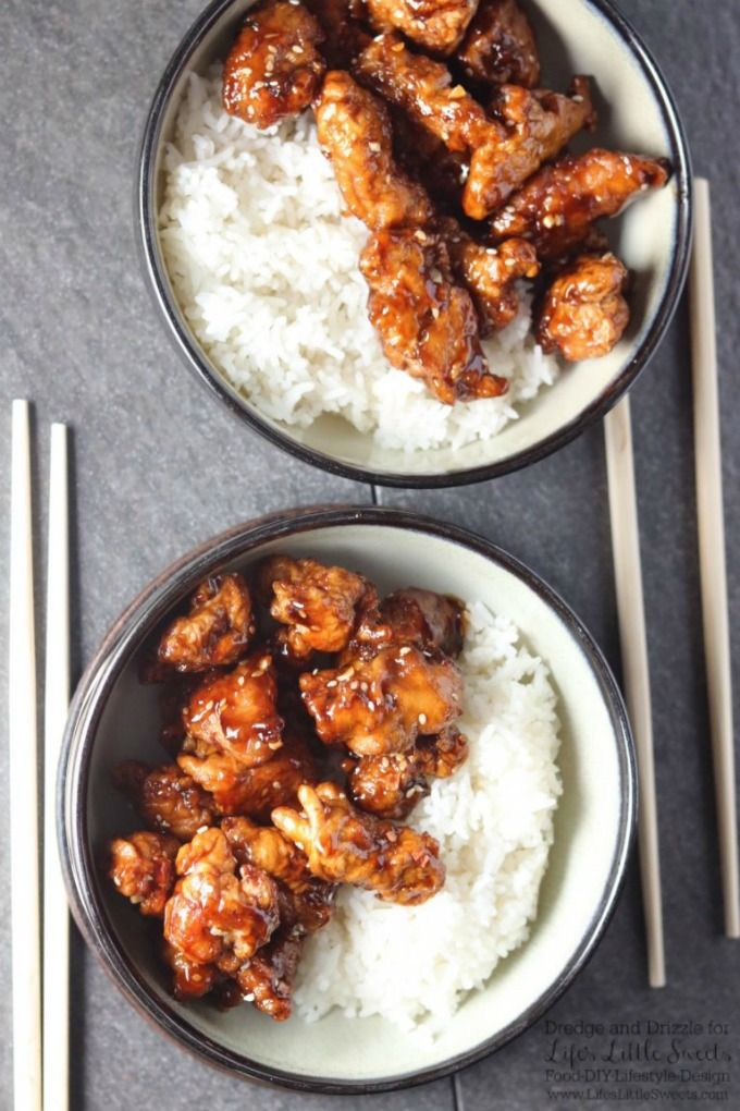 Try making your very own Sesame Chicken at home! It may take a little more time than driving to the nearest Chinese restaurant, but this labor of love is totally worth it!