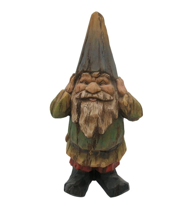 17 Best Ideas About Evil Gnome On Pinterest Garden