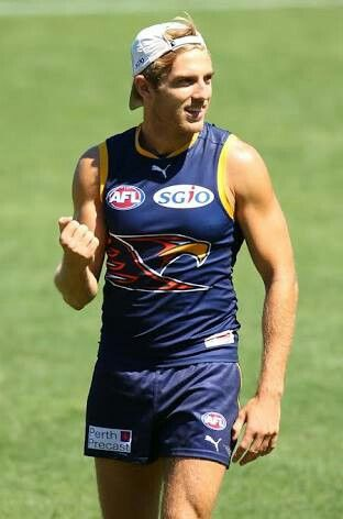 Brad Sheppard - West Coast Eagles