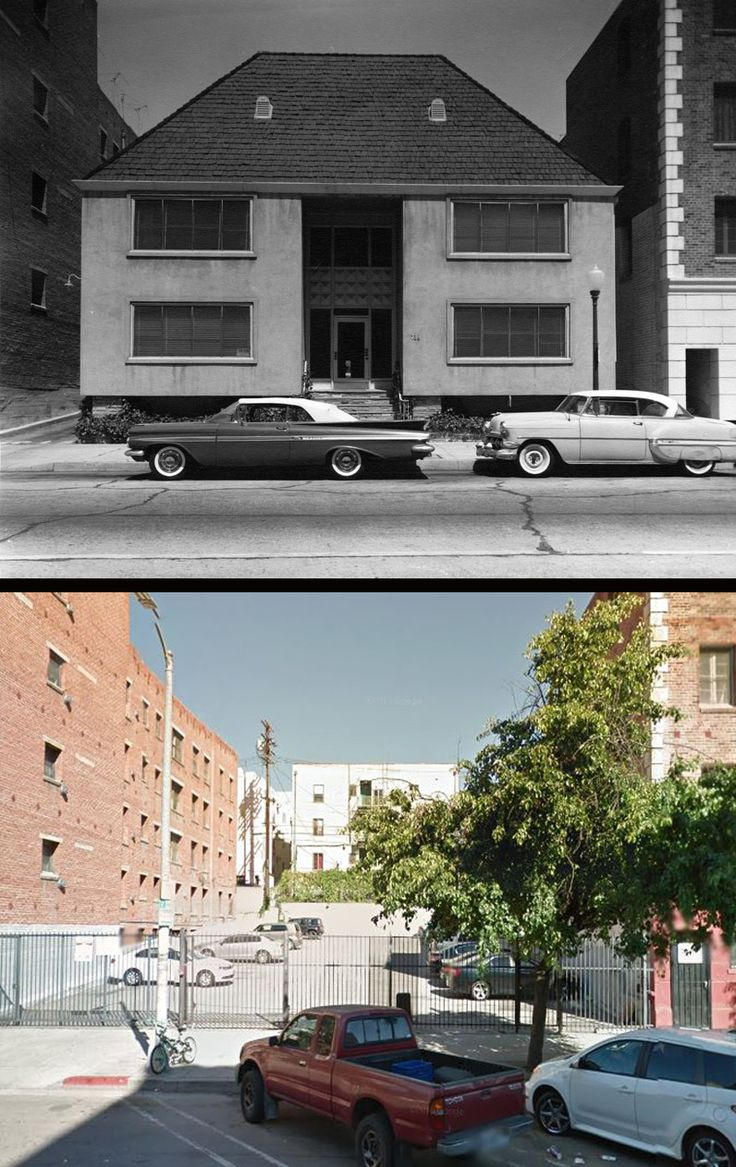 45 Best Images About L A Then Now On Pinterest