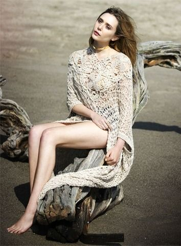 Dreaming of Dior: Elizabeth Olsen by David Bellemere for The Edit Magazine