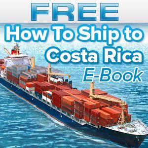 Costa Rica Shipping E-Book Request