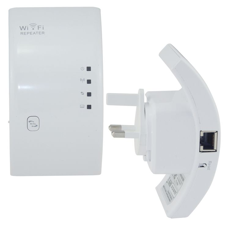#Buy Wireless #WiFi #Router #Repeater 802.11N 300MBPs - £ 7.91  @xpressbuyeruk