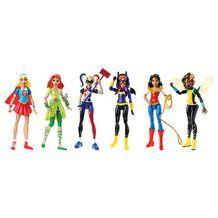 DC Super Hero Girls Action Figure Assorted