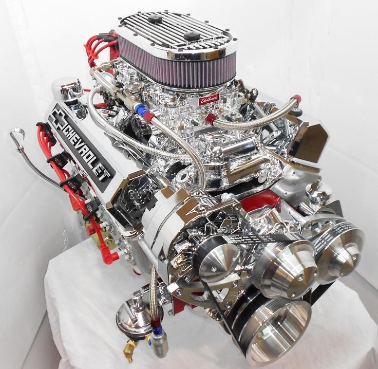 Chevy 383 Stroker Dual Quad http://www.enginefactory.com ...