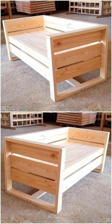 35+ Simple But Innovative Diy Wooden Pallet Inspiration ...