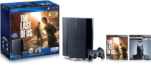 Playstation 3 The Last Of Us & Batman: Arkham Origins Bundle, 2015 Amazon Top Rated PlayStation 3 #VideoGames