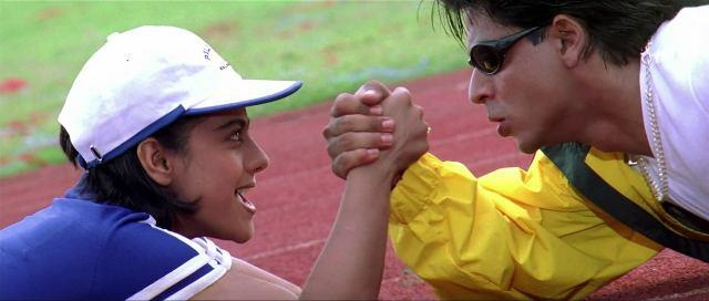 One of Favorites of All-Time, Kuch Kuch Hota Hai! SRK & Kajol One of the Best OnScreen Duo of All-Time.