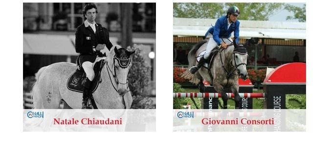 CAMPIONI 2012 selected by Cavalli Campioni: Natale Chiaudani & Giovanni Consorti! Metti il tuo mi piace qui: http://www.facebook.com/CavalliCampioni