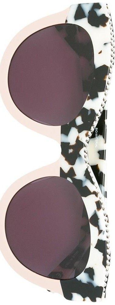 STELLA MCCARTNEY 'Oversized Square' sunglasses