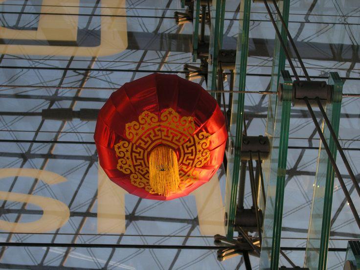Chinesisches Neujahrsfest, Berlin-Hauptbahnhof, Germany