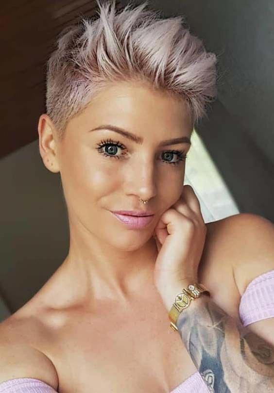 The classic pixie haircut has proved itself again and again that it is one of the most trending haircuts since last many years. Ladies with profession...