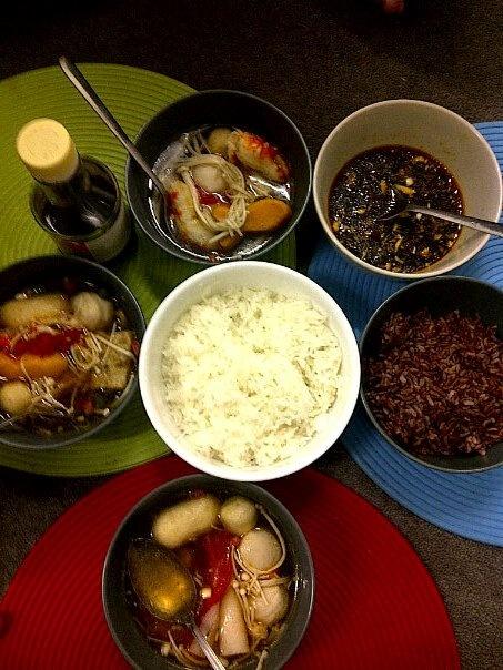 how to prepare shabu shabu at home