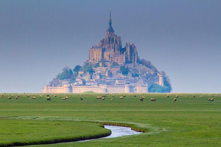 Самые удивительные места планеты! #Земля #Earth     #Нормандия, #Франция  Bas-Courtils, Lower #Normandy, #France    #nature #amazing #beautifulpictures #красота #landscape   #awesome #природа #travelphotography