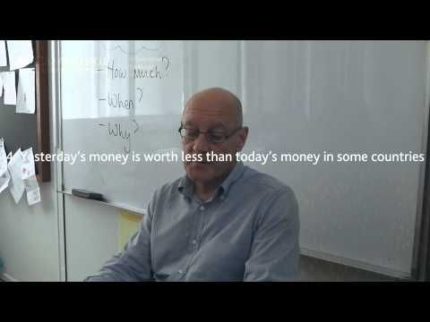 Cambridge author Peter Lucantoni in a training video on listening skills for learners of English as a Second Language. Take a look at the video and try answering the questions. Then download the video transcript and answers. http://education.cambridge.org/media/...