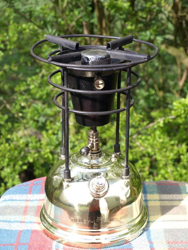 TILLEY LAMP STOVE CS56