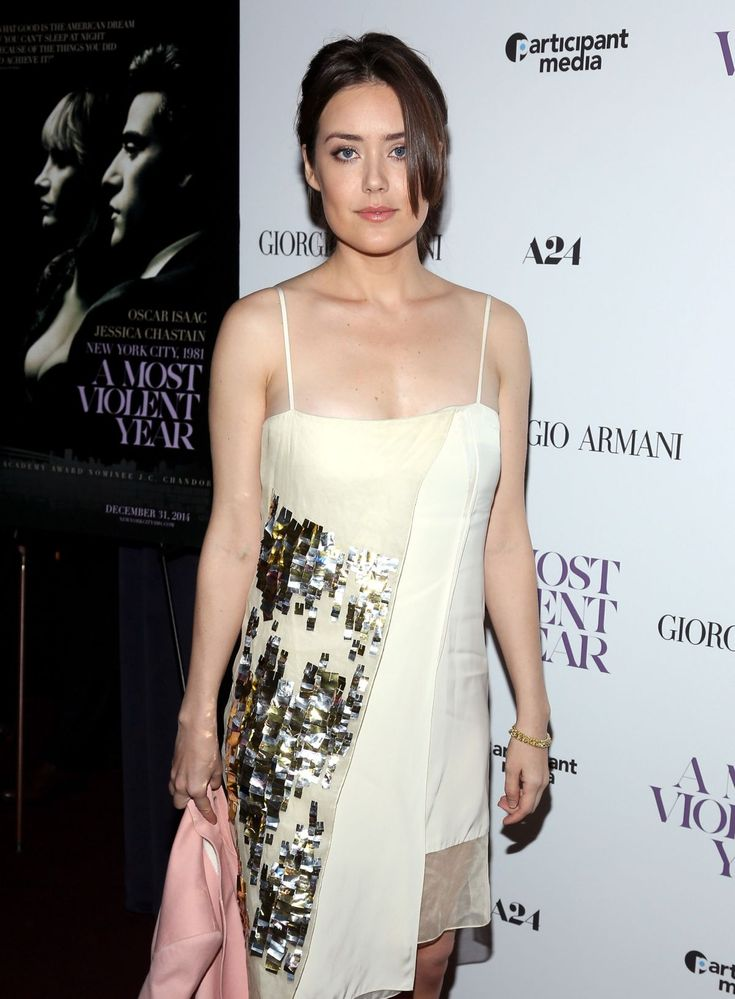 megan boone | Megan Boone At A Most Violent Year Premiere In NY - Celebzz