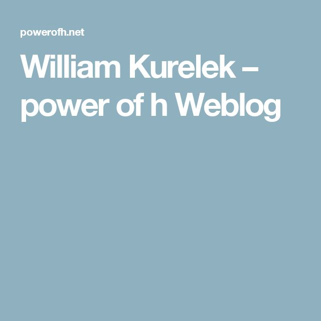 William Kurelek – power of h Weblog