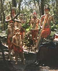 The Minjungbal Aboriginal Cultural Centre was established in 1988.
