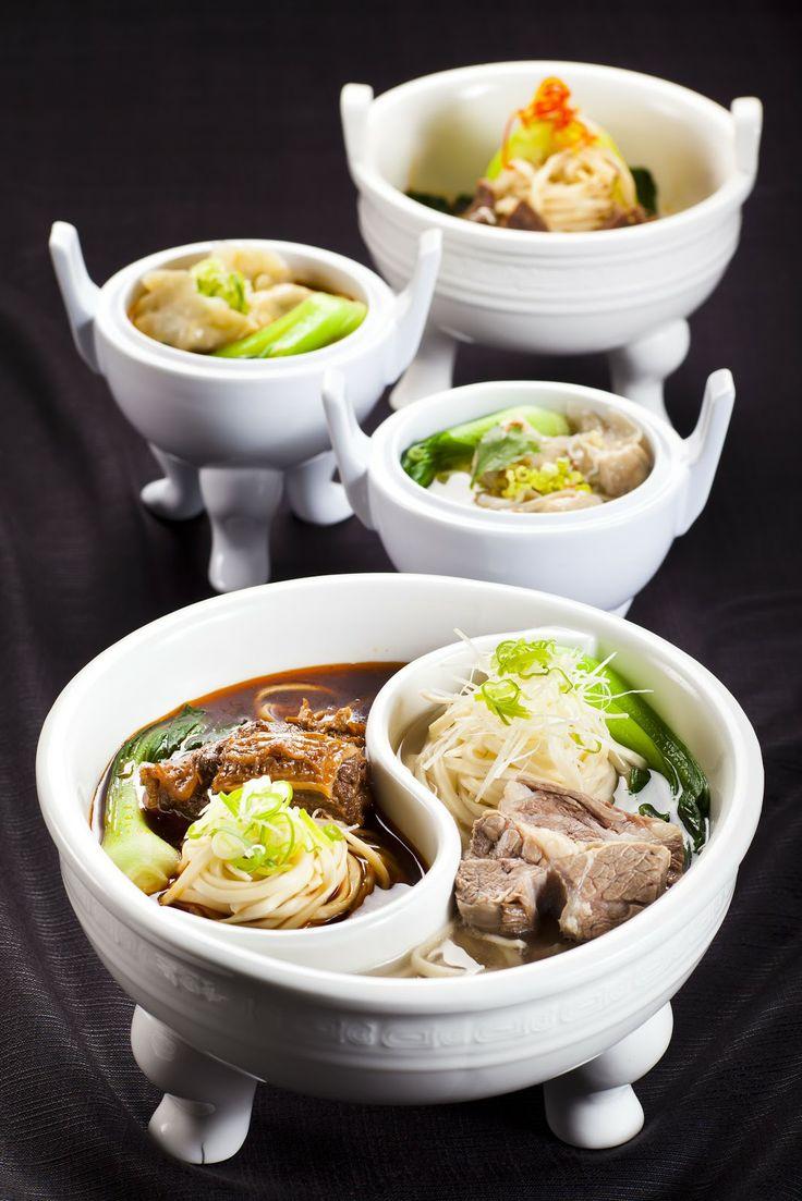 故宮晶華---太極鼎食牛肉麵.jpg (1067×1600) #TaiwaneseCuisine
