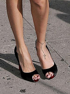 Nicole Richie Tattoos - Ideas And Pictures