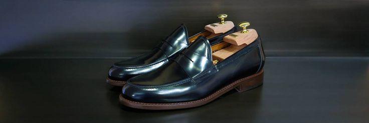 Zapatos Mocasines para Hombre a Medida   Glent Shoes