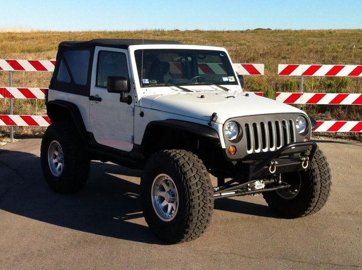 let 39 s see your white 2 doors jeep wrangler jk forum jeep pinterest jeep. Black Bedroom Furniture Sets. Home Design Ideas