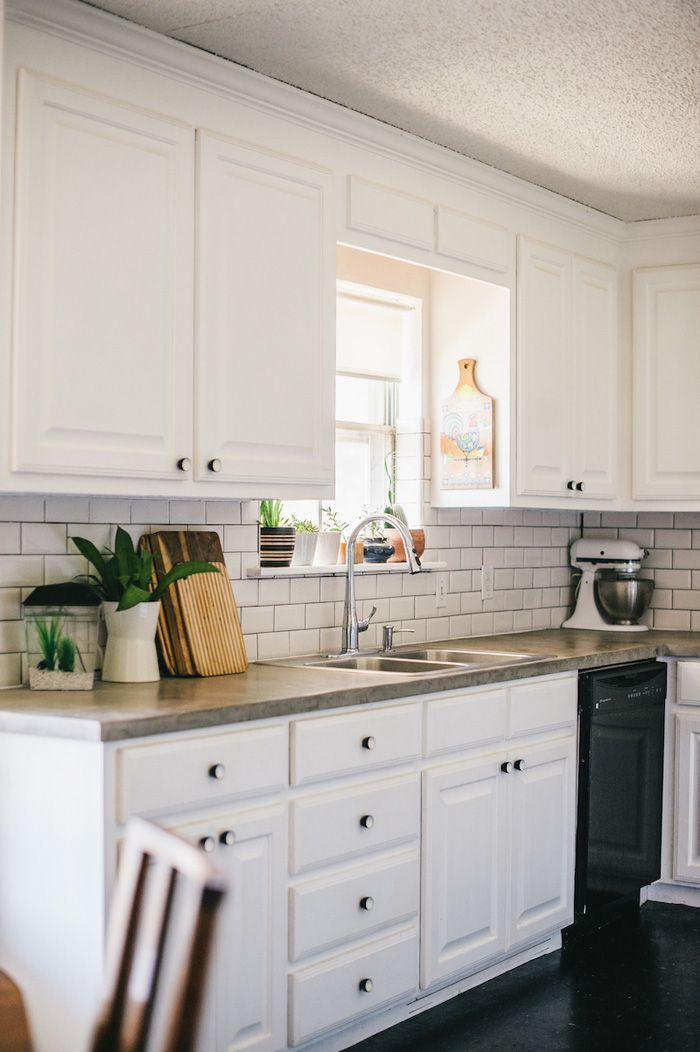 1000 Ideas About Painting Tile Countertops On Pinterest
