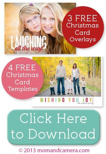 Las 25 mejores ideas sobre Free Christmas Card Templates en Pinterest - free xmas card template
