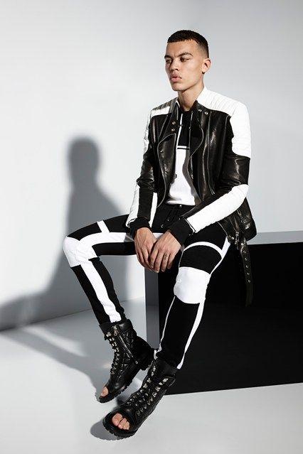 Balmain #Balmain #HM #Moda #Fashion #Trend #Dresses #menstyle #couture
