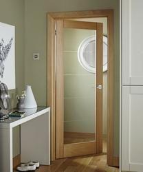 Linear Oak Glazed | Internal Hardwood Doors | Doors and Joinery | Howdens Joinery