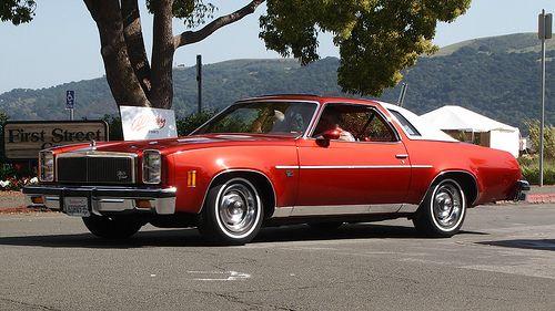 1976 Chevrolet Malibu Classic '6SHV935' 1 | Flickr - Photo Sharing!